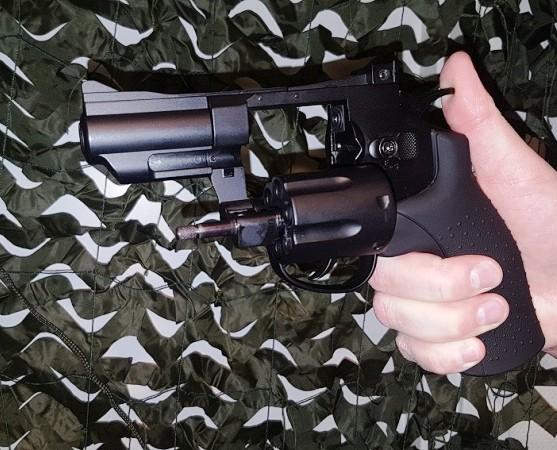 revolver replikor