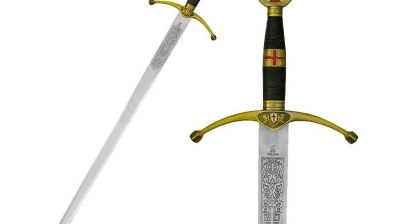 Engelskt korsfarare svärd