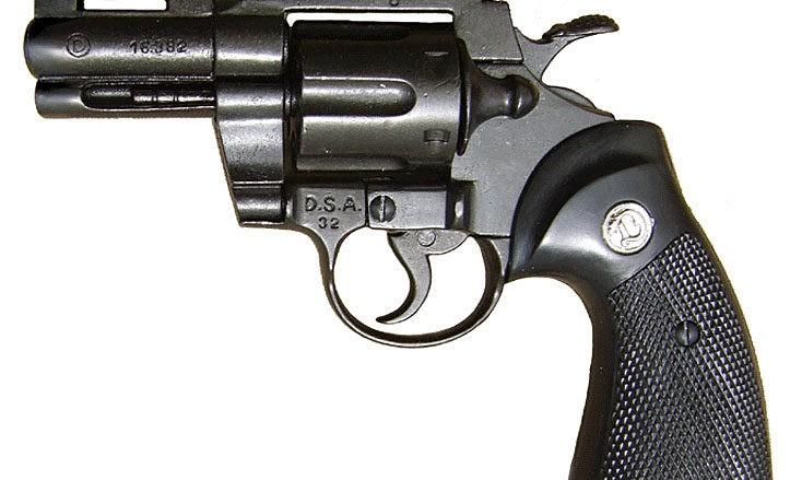 revolver replika magnum